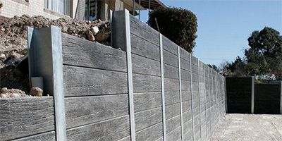 Real-Crete Concrete Sleepers