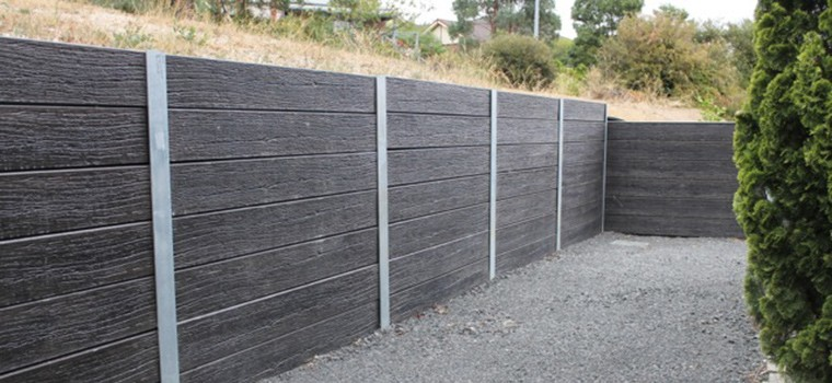 WOODGRAIN STRUCTURAL WALL | CHARCOAL